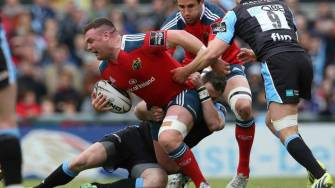 Munster Well Beaten As Glasgow Claim First PRO12 Title
