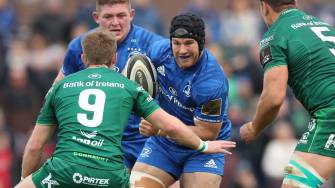 O'Brien Returns As Leinster Record Two-Try Win In Galway
