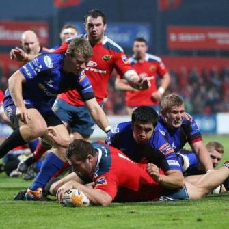 O'Connell Returns As Munster Get Back On Track
