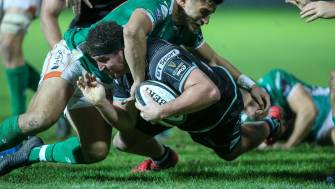 Reidy And Herring Touch Down As Ulster Move Into Second Place