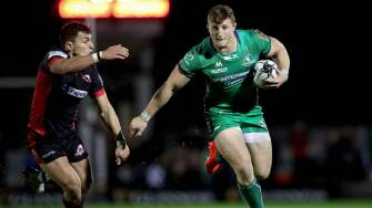 Robb Try Seals Bonus Point Win For Connacht