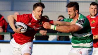 Sweetnam Bags Brace As Munster Nail Down Home Semi-Final