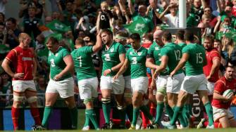 Tipuric And Halfpenny Guide Wales To Dublin Victory