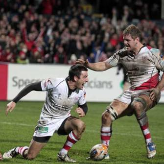 Ulster End 2011 With Derby Success