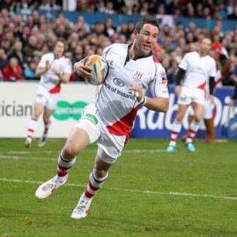 Ulster Maintain Play-Off Push With Six-Try Triumph