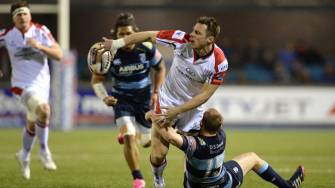 Ulster Slip Up Away To Cardiff