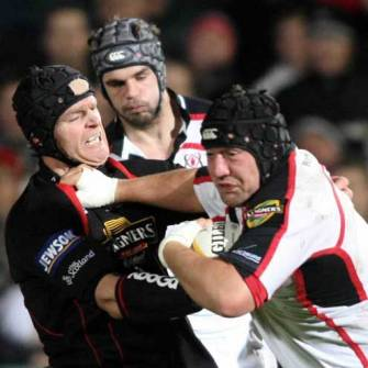 Ulster Undone By Edinburgh's First Half Display