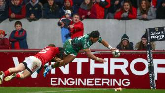 Aki Try Crowns Connacht's First Thomond Win In 29 Years