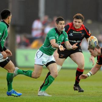 Away Day Delight For Impressive Connacht