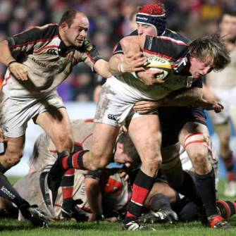 Back-To-Back Wins For Determined Ulster