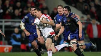 Bowe Returns With Brace In Ulster's Runaway Win