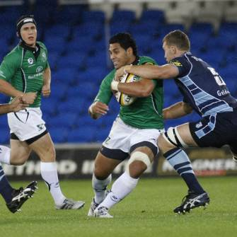 Committed Connacht Lose Out To Cardiff