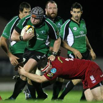 Connacht Dominate Scarlets For Deserved Win