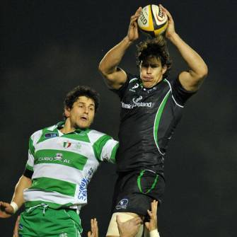 Connacht Fall To Two-Try Treviso