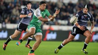 Connacht Leave Swansea Empty-Handed