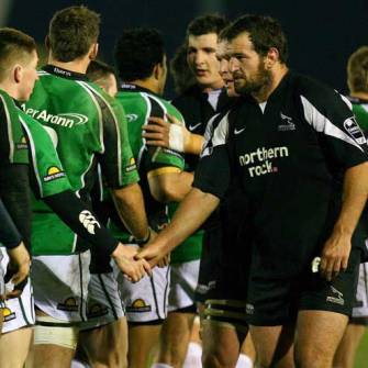 Connacht Shut Out in Newcastle