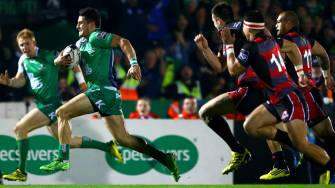Connacht Stay Second With Gritty Win Over Edinburgh