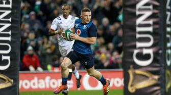 Conway Claims Hat-Trick As Ireland Finish 2018 With A Flourish