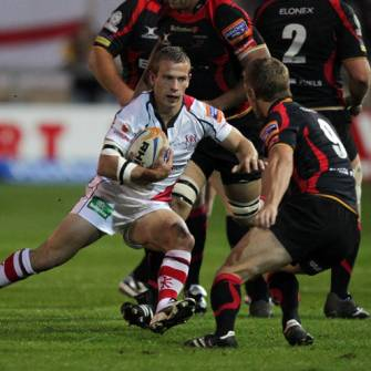 Disappointment For Ulster In Newport