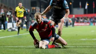 Earls In Electric Form As Munster Go Top Of PRO12