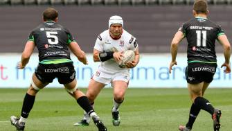 Execution Lets Ulster Down In Crucial Liberty Loss