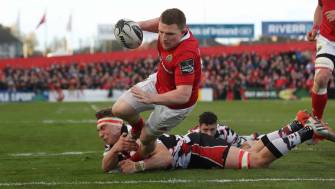 Four-Try Munster Win Crunch Clash With Edinburgh