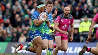 Gloucester Outlast Connacht In Eight-Try Challenge Cup Thriller