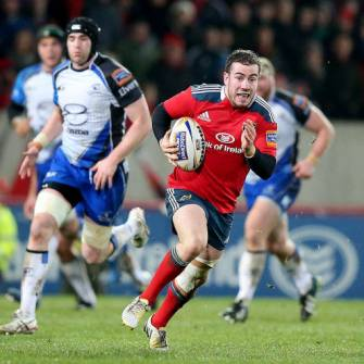 Hanrahan Leads Munster To Derby Victory