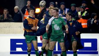 Healy Try Helps Connacht Overcome Scarlets Challenge