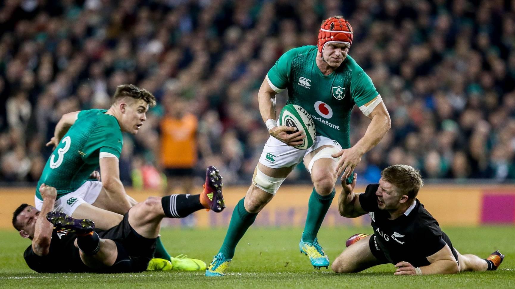 Immense Ireland End Long Wait For Home Win Over All Blacks