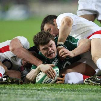 Ireland Outmuscle England And Remain Unbeaten