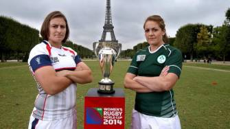 Women's Rugby World Cup Preview: Ireland v USA