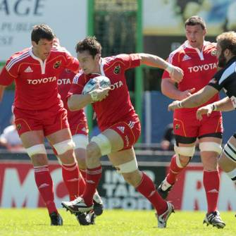 Amlin Challenge Cup Semi-Final Preview: Munster v Harlequins