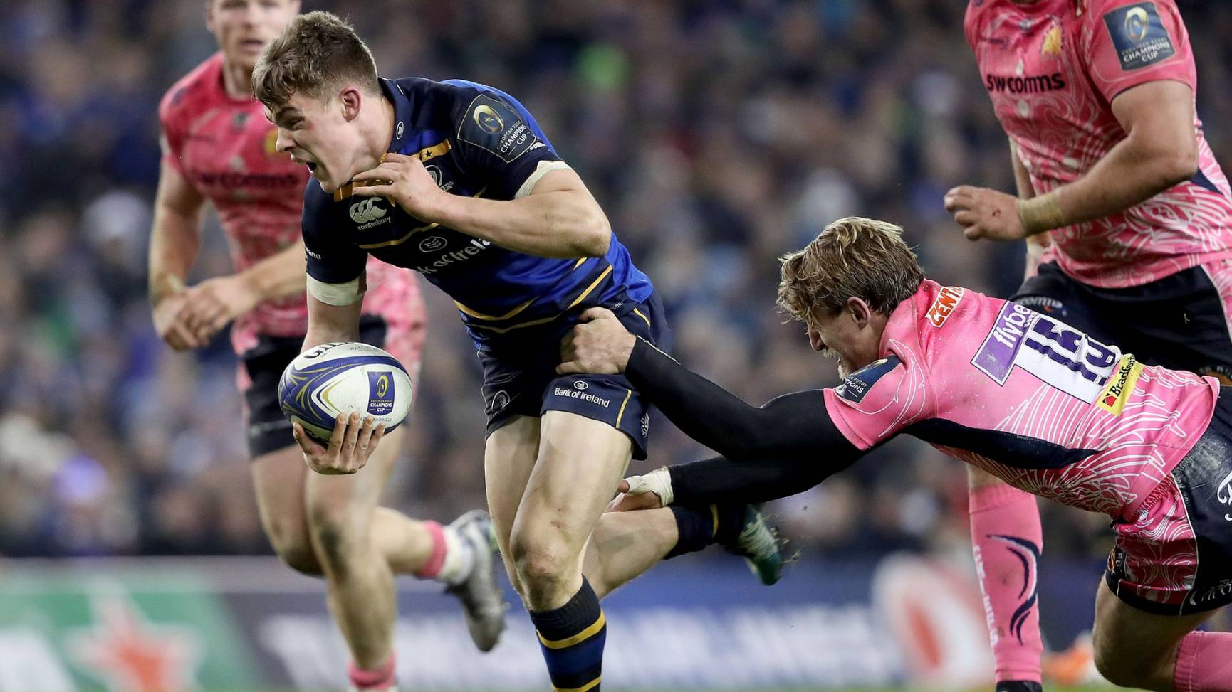 3b42c6e8f89 Irish Rugby | Champions Cup Quarter-Final Preview: Leinster v Saracens