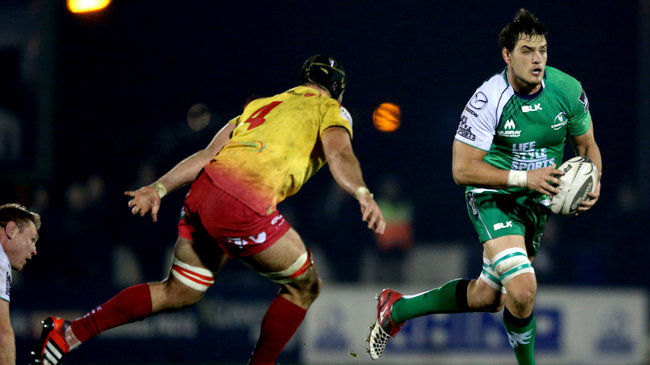 Irish Rugby | GUINNESS PRO12 Preview: Scarlets v Connacht