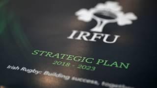 IRFU Strategic Plan