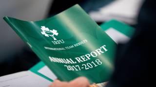 IRFU Annual Report