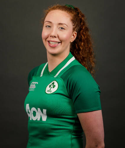 Ireland Women's Rugby Headshots 5/10/2019 Aoife McDermott