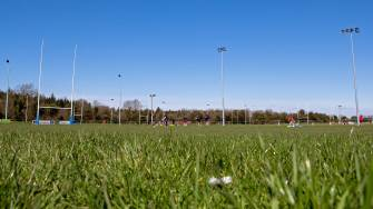 A general view of Portlaoise RFC