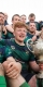 Ballina celebrate winning the Connacht junior cup