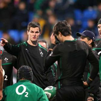 Irish Rugby Squad Open Training Session