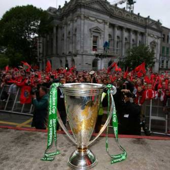 Munster's Celebrations In Limerick And Cork, May 25-27, 2008