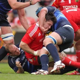 Munster 19 Leinster 9, Thomond Park, Saturday, May 28, 2011