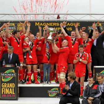 Munster Magners League Grand Final Celebrations, Thomond Park, Saturday, May 28, 2011