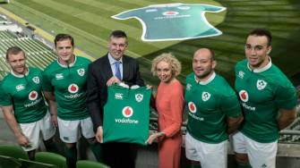 Irish Rugby TV: Anne O'Leary On The New Vodafone Sponsorship