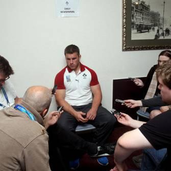 RWC Audio: Sean O'Brien