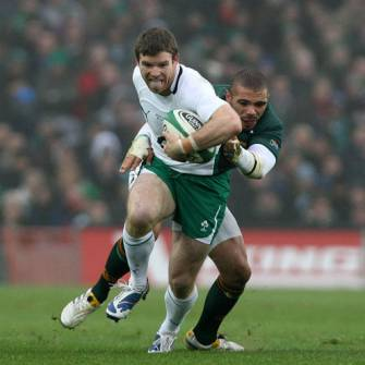 D'Arcy Hails Forwards For Dogged Display