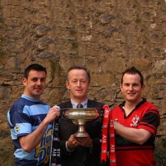 AIB Junior Cup Final Preview On Irish Rugby TV