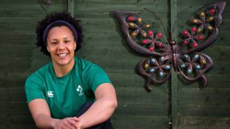 Irish Rugby TV: Sophie Spence On Her World Rugby Award Nomination