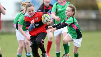 Irish Rugby TV: Rugby Ideal For Active Schools Week